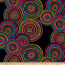 Kaffe Fassett For Freespirit 108' Quilt Back Circles,