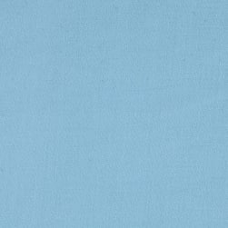 60'' Poly Cotton Broadcloth Baby Blue Fabric