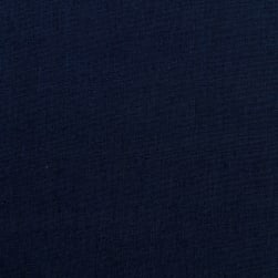 60'' Poly Cotton Broadcloth Navy Fabric