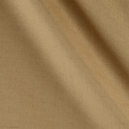 60'' Poly Cotton Broadcloth Taupe Fabric