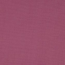 60'' Poly Cotton Broadcloth Mauve Fabric