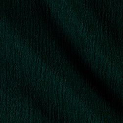 Island Breeze Gauze Hunter Green Fabric