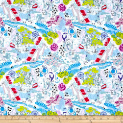 Juliana Horner Fast Friends Day Dream Popsicle Fabric