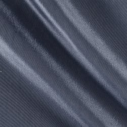 Two Tone Taffeta Charcoal Fabric