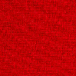Rayon Linen Blend Red Fabric