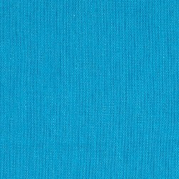 Rayon Linen Blend Turquoise Fabric