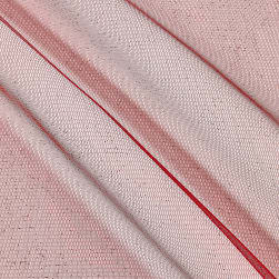 Sparkle Tulle Red Fabric