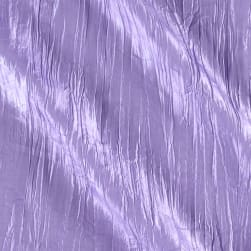 Creased Taffeta Lavender Fabric