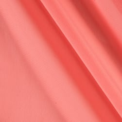 Chiffon Solid Coral Fabric