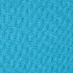 Double Knit Solid Turquoise Fabric
