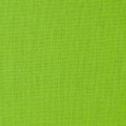 Premium Broadcloth Dark Lime Fabric