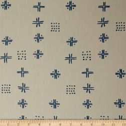 Art Gallery Tapestry Mudcloth Inky