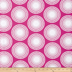 Art Gallery Boardwalk Delight Ferris Wheel Fabric