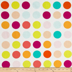 Art Gallery Boardwalk Delight Candy Dots Fabric