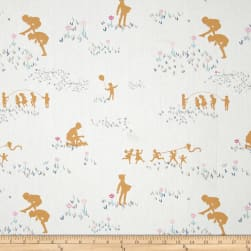 Art Gallery Playground Spy Friendship Fabric