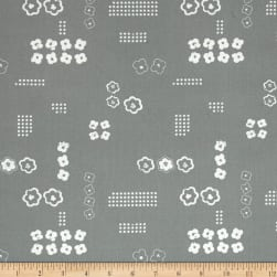 Art Gallery Heartland Scandi Plane Grey Fabric