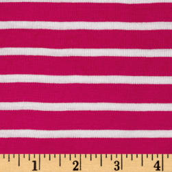 Rayon Spandex 1/2 X 1/4 Yarn Dyed Stripes