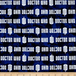 BBC Doctor Who Comics Doctor Who Logo Stripe