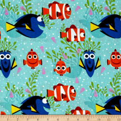 Disney Finding Dory All Smiles Multi Fabric