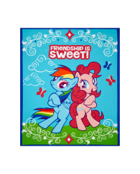 Hasbro My Little Pony Friendship Is Sweet 35 In. Panel Multi