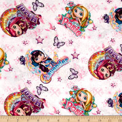 Nelvana Little Charmers Little Charmer Friends Multi Fabric