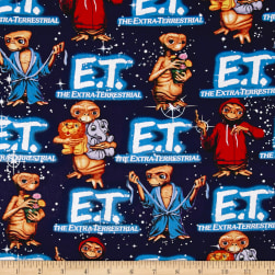 Universal E.T. Packed E.T. With Animals Glow In