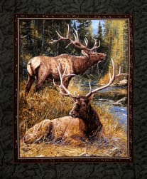 Wild Wings Lazy Afternoon Wall Hanging 36