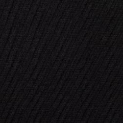 Rayon Spandex Jersey Knit Black Fabric