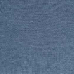 Rayon Spandex Jersey Knit Dusty Blue