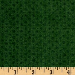 Asterisk Bay Leaf Green Fabric