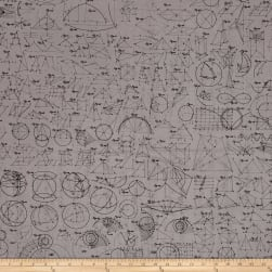 Encyclopedia Galactica Trajectories Gray Fabric