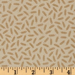 Little House on the Prairie Tossed Wheat Light Brown