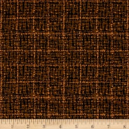 Outlander Tweed Brown Fabric