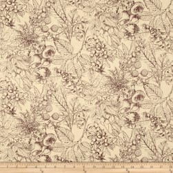 Outlander Toile Red