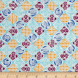 Moda Moving on Lawns Flora Amulet Fabric