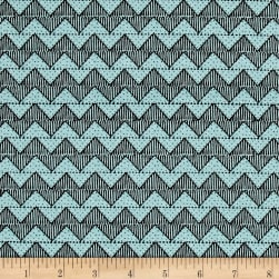 QT Fabrics Tidings Of Great Joy Block Chevron