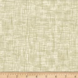 Harmony Flannel Plaid Silver Sage Fabric