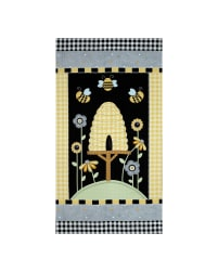 Sew Bee It Bee Hive 24Panel Multi Fabric