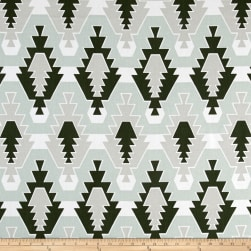 Premier Prints Sequoia Artichoke/Juniper Fabric