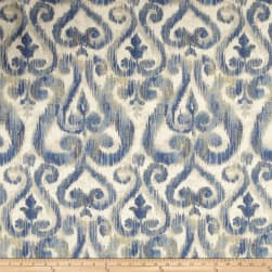 Richloom Lascaux Blueston Fabric