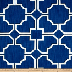 Richloom Wente Navy Fabric