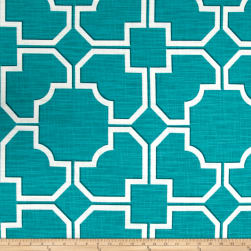 Richloom Wente Teal Fabric