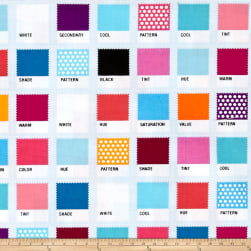 Kaufman Design Basics Patches Sweet Fabric