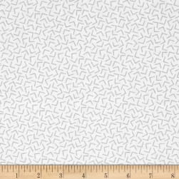 Kaufman Whisper Prints Geo Shadow Fabric