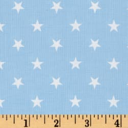 Kaufman Sevenberry Classiques Med Star Blue Fabric