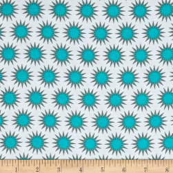 Kaufman Paintbox Pacific Sunburst Breakers Fabric