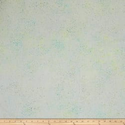 Kaufman Elemental Batiks Tonal Dots Mint Fabric