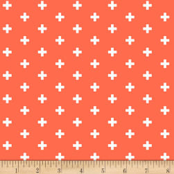 Dear Stella Intermix Positive Marmalade Fabric