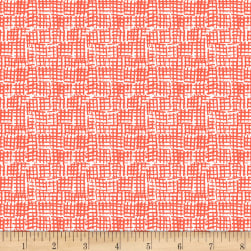 Dear Stella Intermix Net Marmalade Fabric