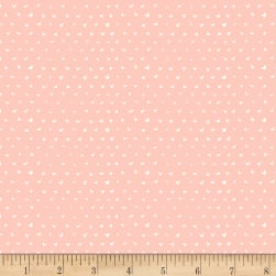 Dear Stella Intermix Hearts Petal Fabric